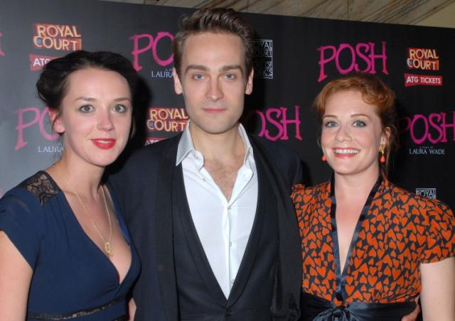 Press Night After Party - Posh 2012